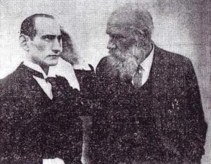Ostoja i Tołstoj